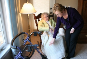 Respite Care Help from Home Instead of Hattiesburg